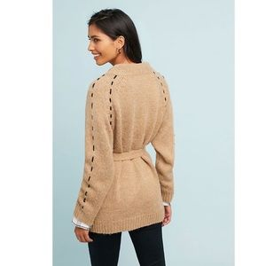 Anthropologie Sweaters - Anthropologie Civita Belted Cardigan